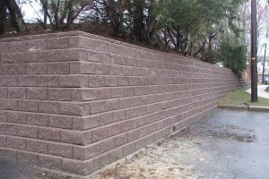 Barrington Gardens – Wall